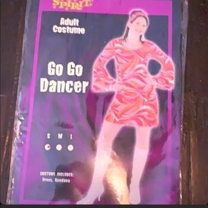 GoGo Dancer Costume